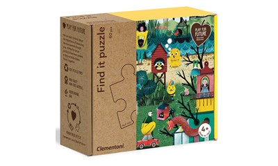 Eco Puzzle Herbst