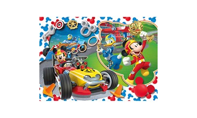 Maxi Mickey and the Roadster Racers