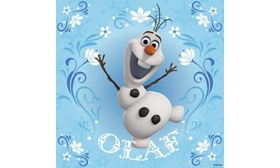 Disney Eiskönigin Elsa Anna Olaf Anz Teile 3 X 49 Disney Die Eiskönigin Frozen