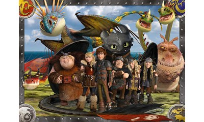 How to Train your Dragon2