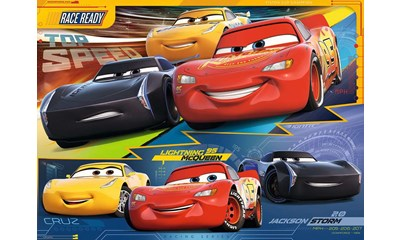 Cars Vollgas!