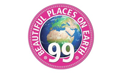 99 Beautiful Places on Earth