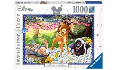 ravensburger puzzle bambi anz teile 1000 disney. Black Bedroom Furniture Sets. Home Design Ideas