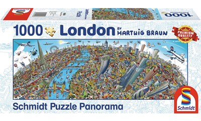 Panorama Stadtbild London