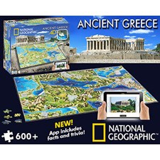 National Geographic Ancient Greece