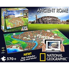 National Geographic Ancient Roma
