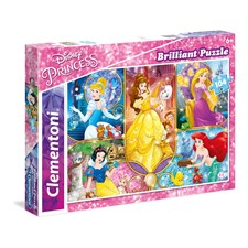 Brilliant Puzzle Princess