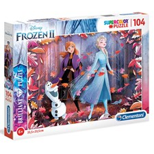Puzzle Brilliant Frozen 2