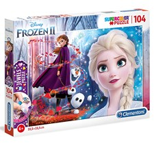 Puzzle Jewels Frozen 2