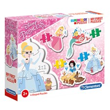 Mein erstes Puzzle Princess Disney Junior