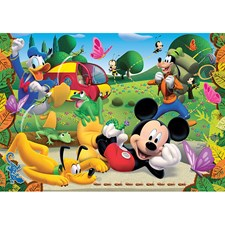 Mickey Mouse Maxi Puzzle