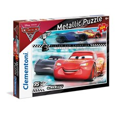 Puzzle Cars 3 Metallic
