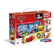 Würfel Puzzle Multiplay Cars