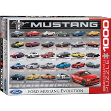 Ford Mustang Evolution 50th