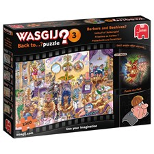 Wasgij Puzzle Back to  3
