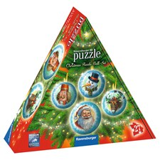 Christmas Puzzle-Ball-Set