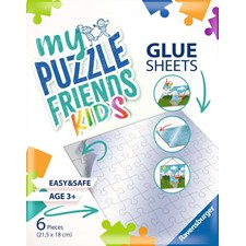 My Puzzlefriends Glue Sheets