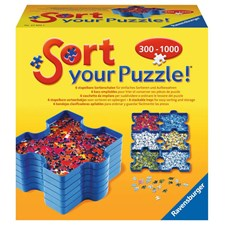 Sort Your Puzzle | 6 Sortierschalen