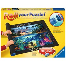 Roll Your Puzzle | 110 x 66 cm | 300 - 1500 Teile