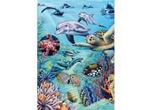 Puzzle Tropical Waters
