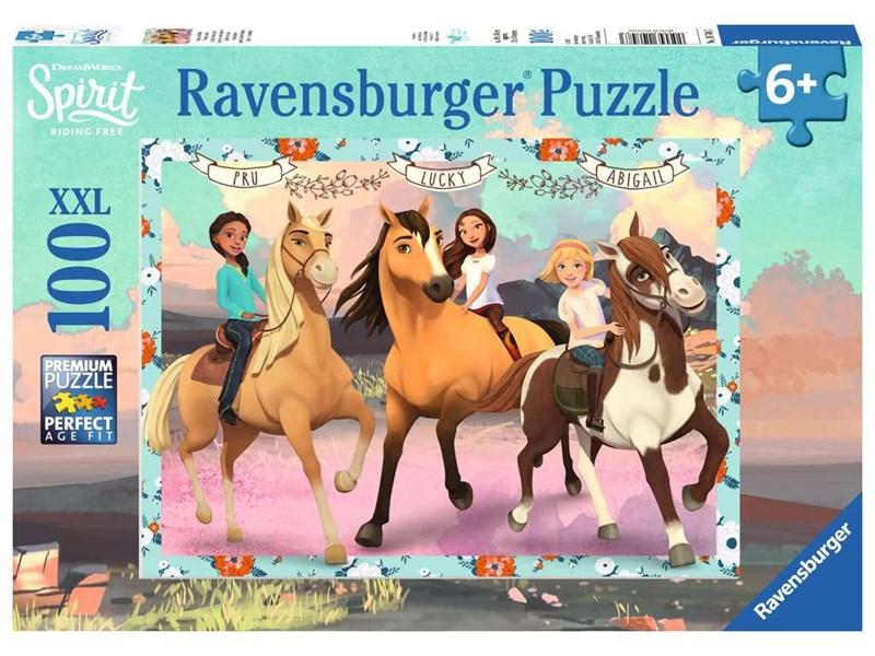 ravensburger puzzle spiritlucky und ihre freundinnen anz