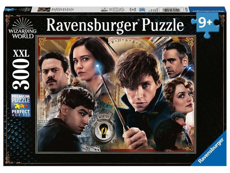 Ravensburger Puzzle Scamander Gegen Grindelwald Anz. Teile