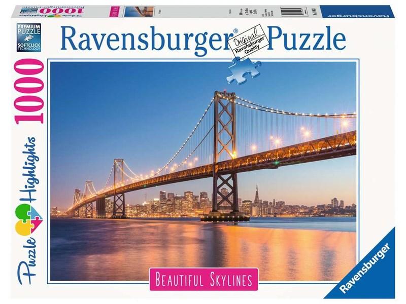 ravensburger puzzle san francisco anz teile 1000 puzzle welt ch