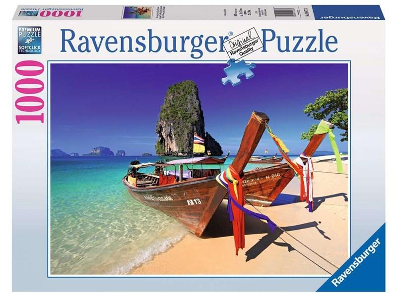 ravensburger puzzle phra nang beach krabi thailand anz. Black Bedroom Furniture Sets. Home Design Ideas